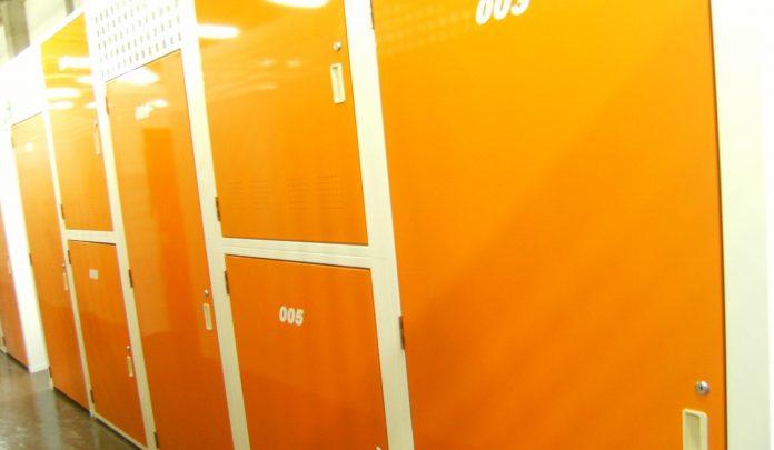 トランクルームの写真です
