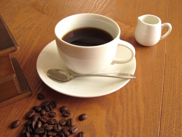 コーヒーの写真です