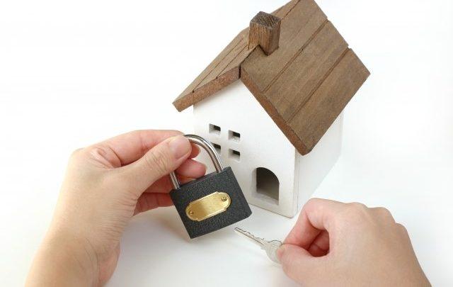 家の鍵の写真です