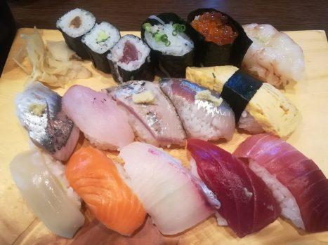 すしまさお寿司