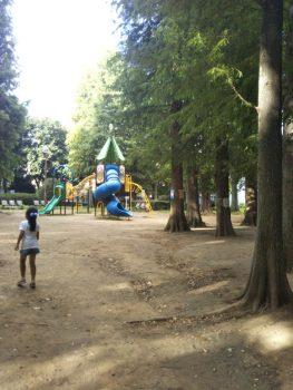 別所沼公園4