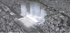 東口再開発の構想