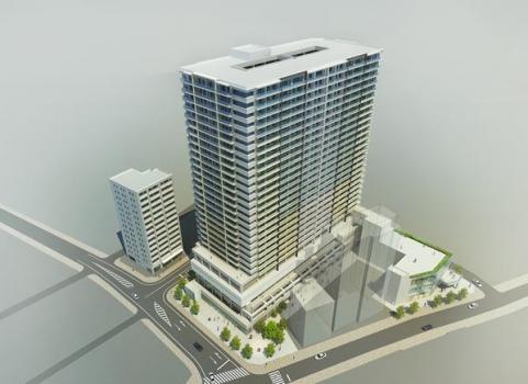 西口再開発ビル