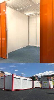 イコムトランクルームとコンテナの写真2