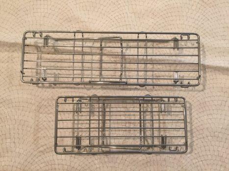 ニトリの折り畳み式キッチンラック