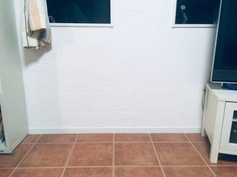 無印の収納を設置したいスペース