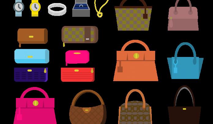 バッグのイラスト