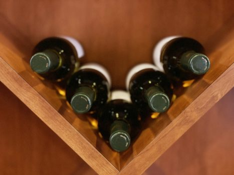 ワイン数本